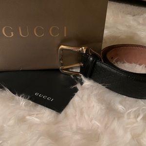 gucci women's belt